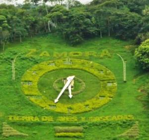 Clock on the Mountain, Southern Ecuador