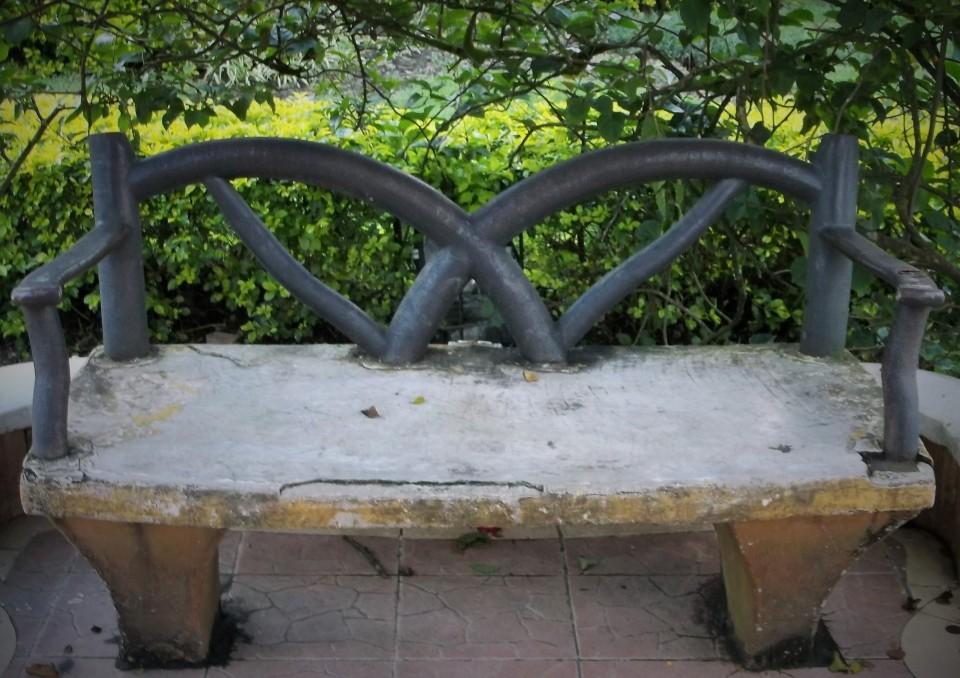 Park Bench, Ecuador